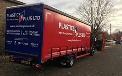 Plastics Plus Van 1