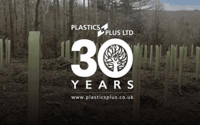 Celebrating 30 years of Plastics Plus